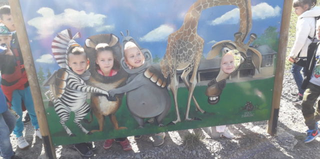 Wycieczka do zoo im. Stefana Milera w Zamościu