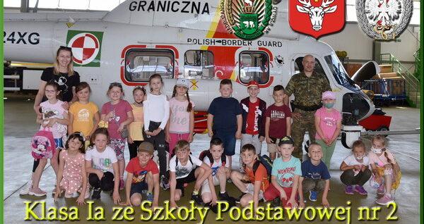 Wycieczka do Placówki Straży Granicznej iStadniny Koni w Teptiukowie